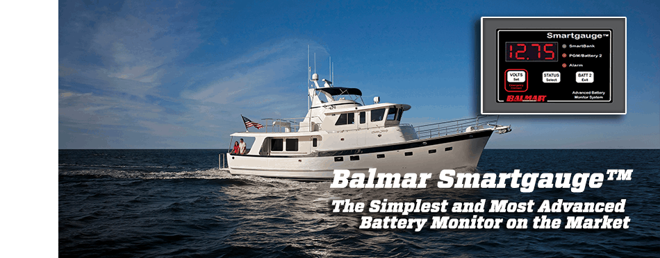 smartgauge balmar marine charging systems battery monitors multi stage  at bayanpartner.co