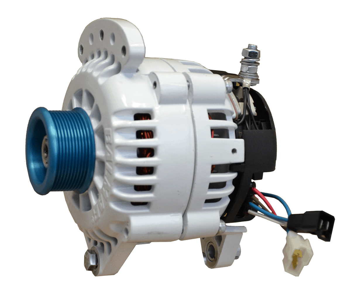 165 Mercruiser Alternator Conversion Kit : Alternator j