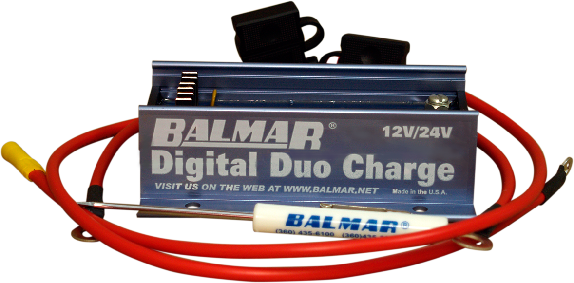 DDC 1224 digital duo charge balmar  at bayanpartner.co